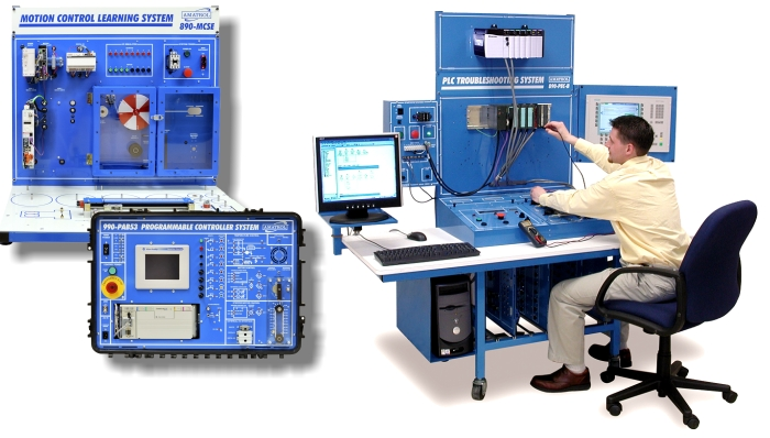 Amatrol's Electronics Training Systems | Tech-Labs