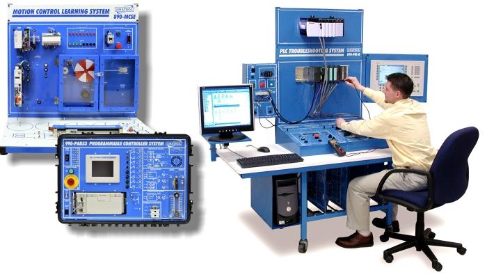 Amatrol's Electronics Training Systems | Tech-Labs
